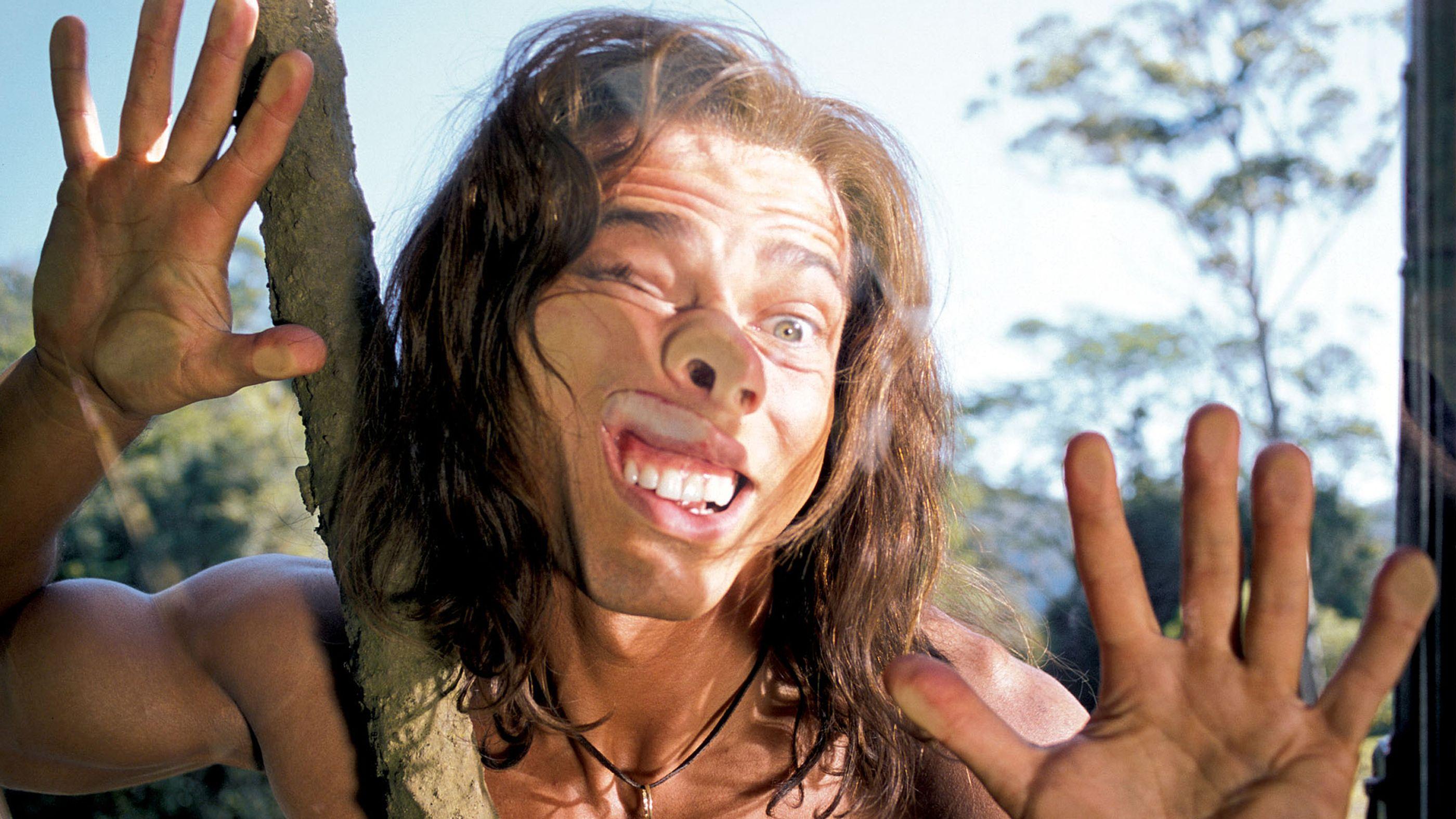 george of the jungle 1997 english subtitles
