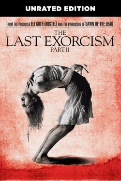 The Last Exorcism Part II (Unrated)