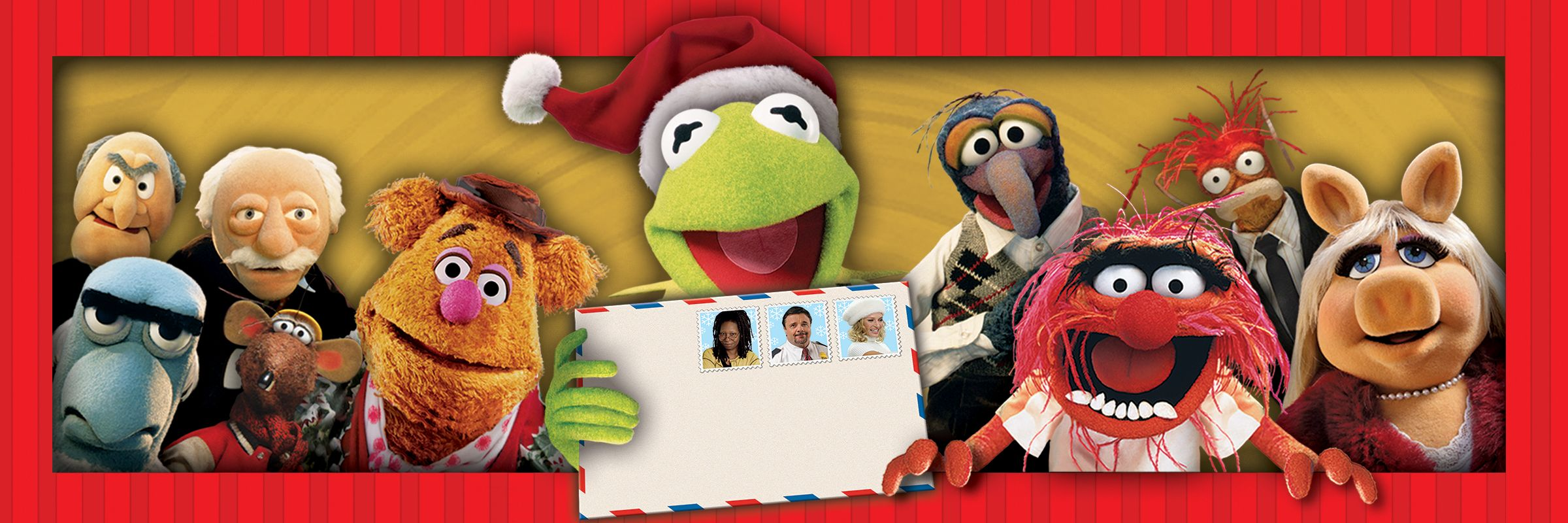 Muppet Christmas.A Muppets Christmas Letters To Santa Trailer