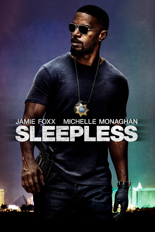 Poster film Sleepless.