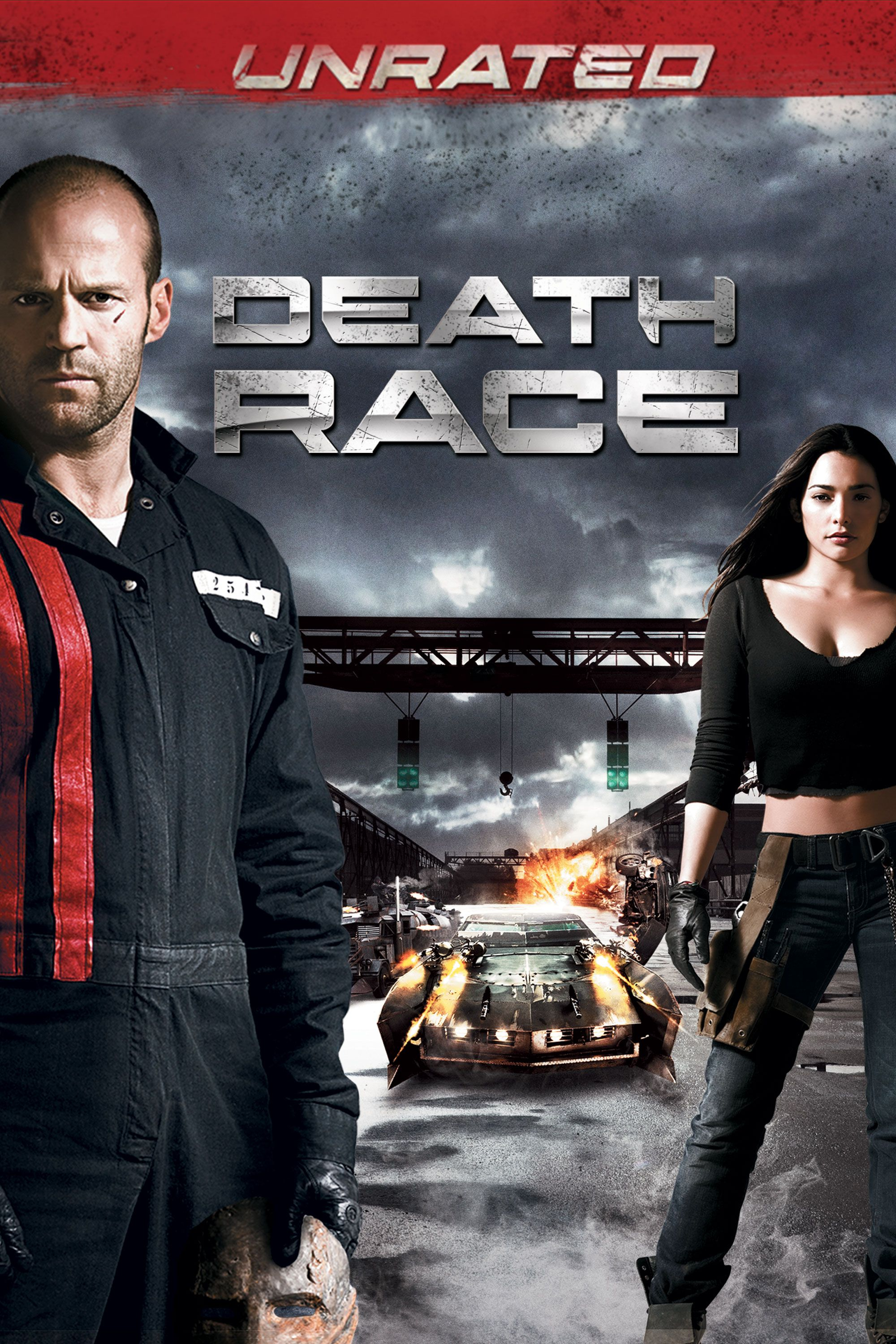 Death Race (Unrated) | Full Movie | Movies Anywhere