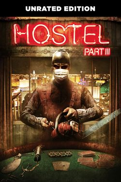 Hostel: Part III (Unrated Edition)