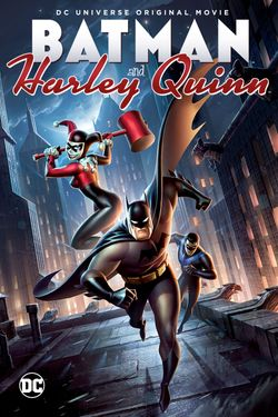 DCU: Batman and Harley Quinn
