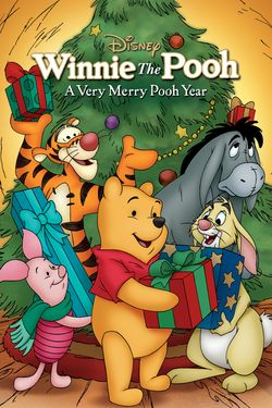 Winnie the Pooh: A Very Merry Pooh Year