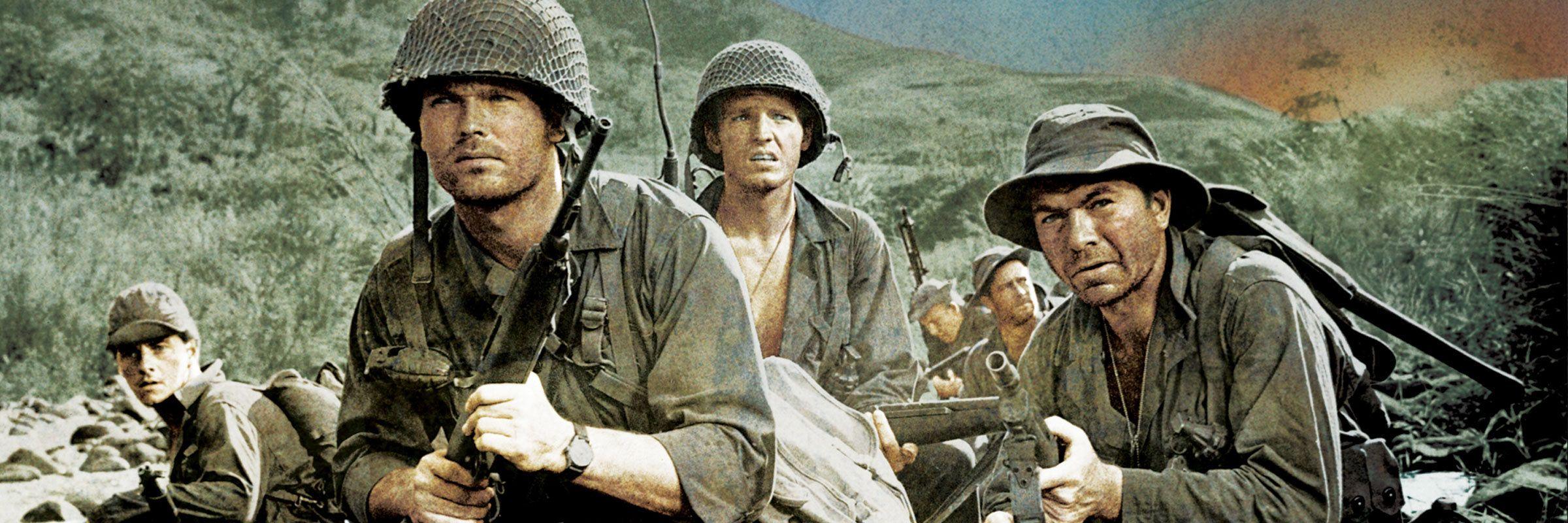 War Movie : Merrill's Marauders (1962)