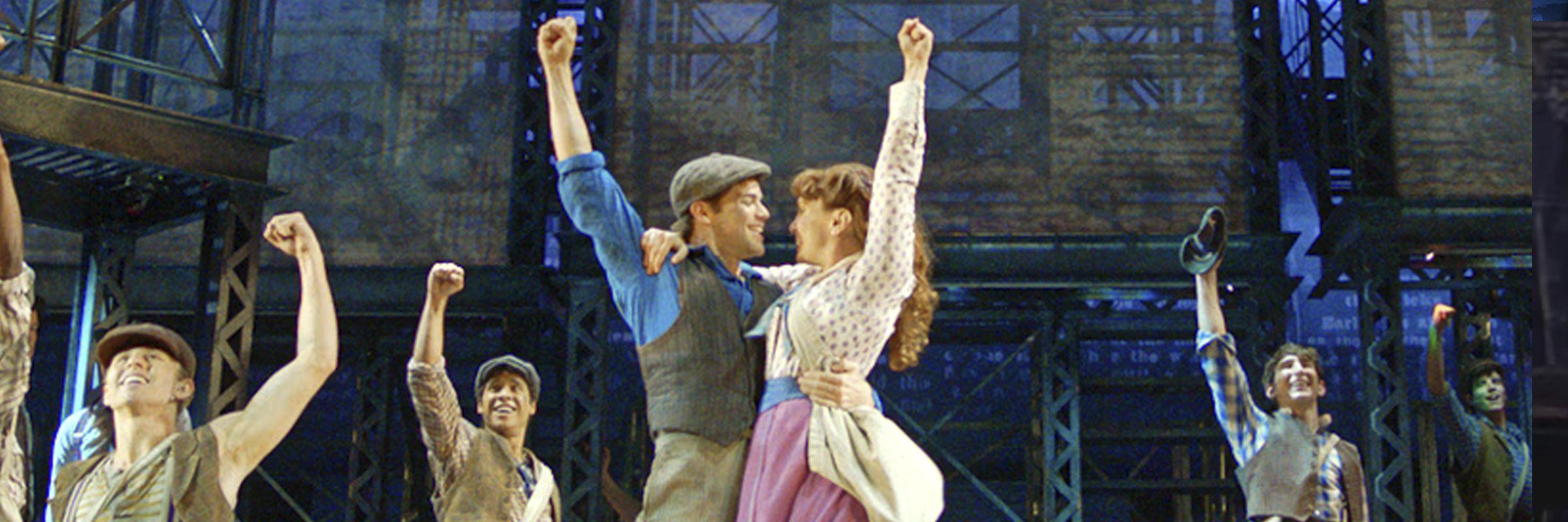 Newsies: The Broadway Musical   Full Movie   Movies Anywhere
