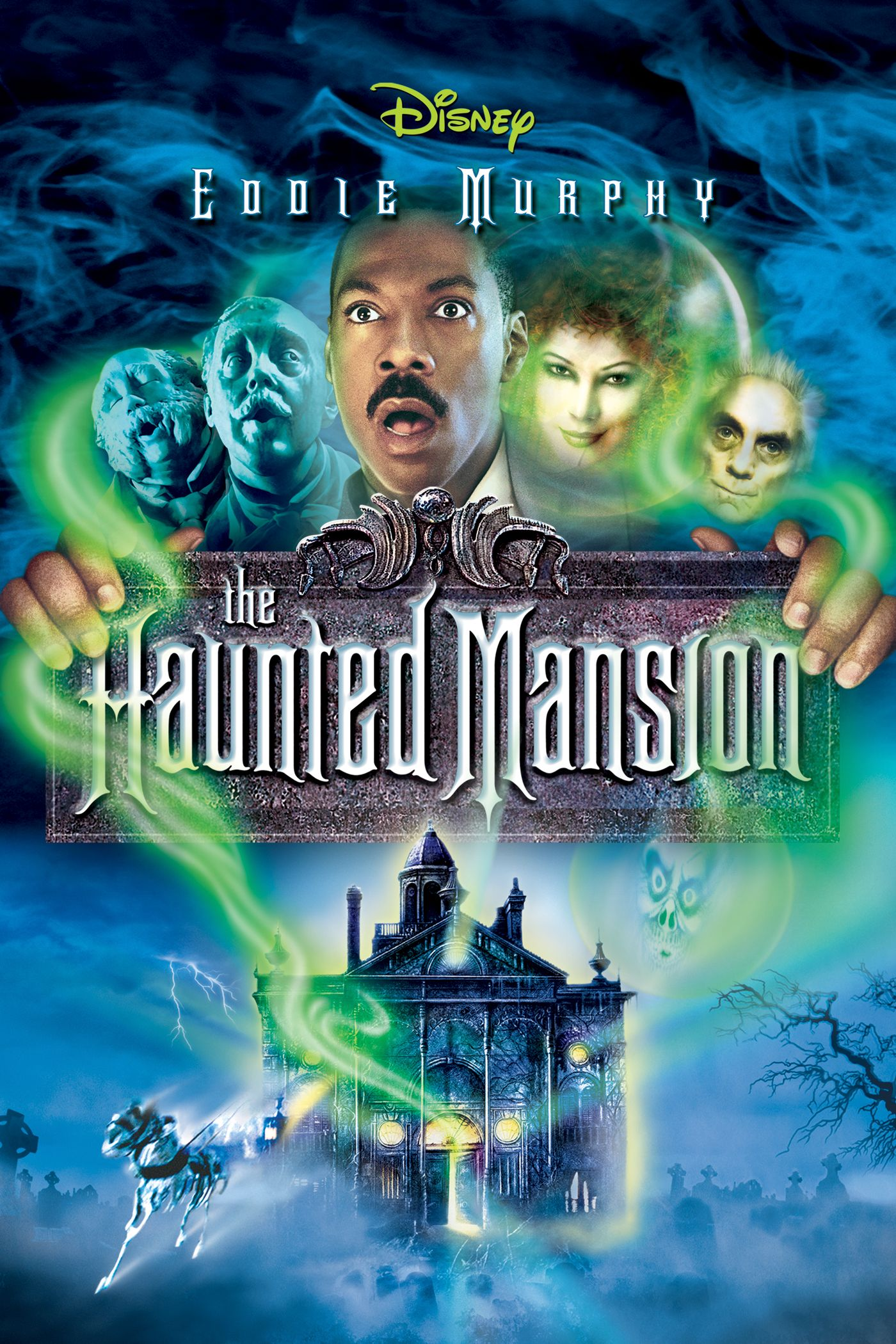 The Haunted Mansion | Full Movie | Movies Anywhere