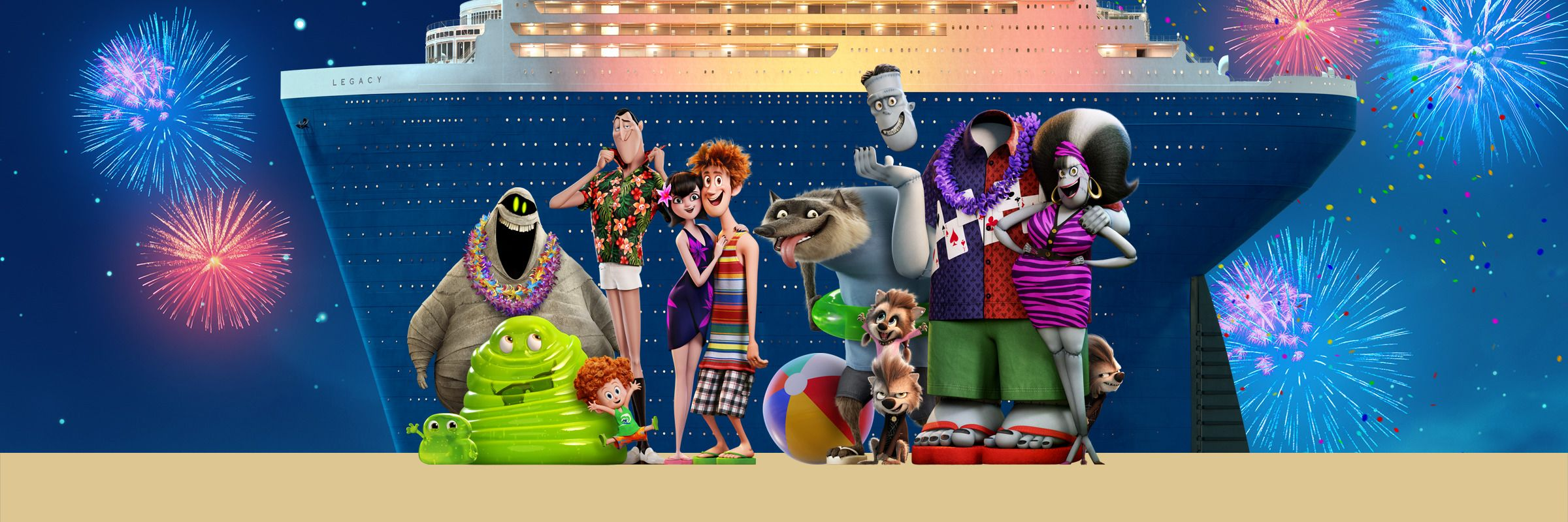 Hotel Transylvania 3 Full Movie Movies Anywhere