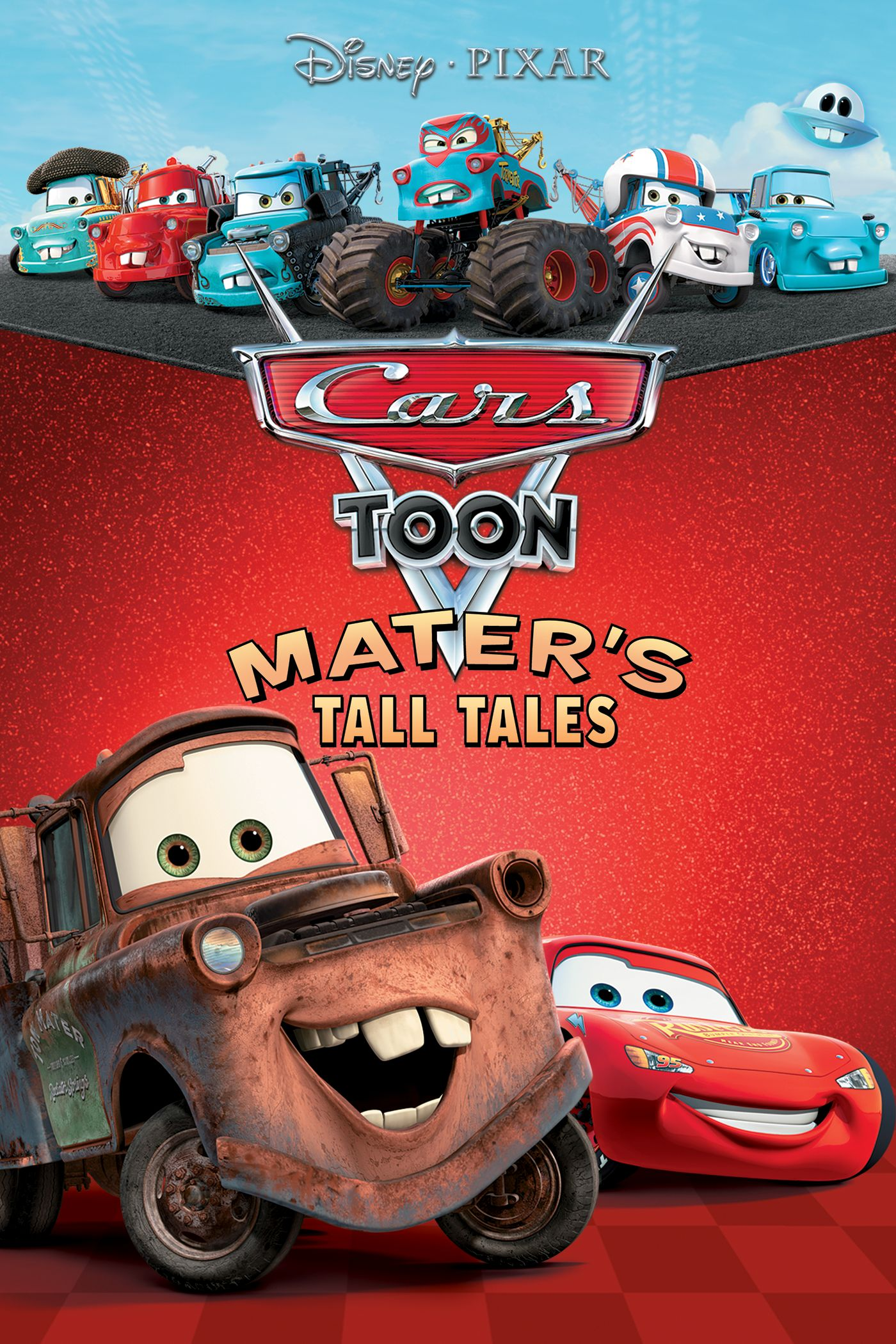 Cars Toon: Mater's Tall Tales | Full Movie | Movies Anywhere