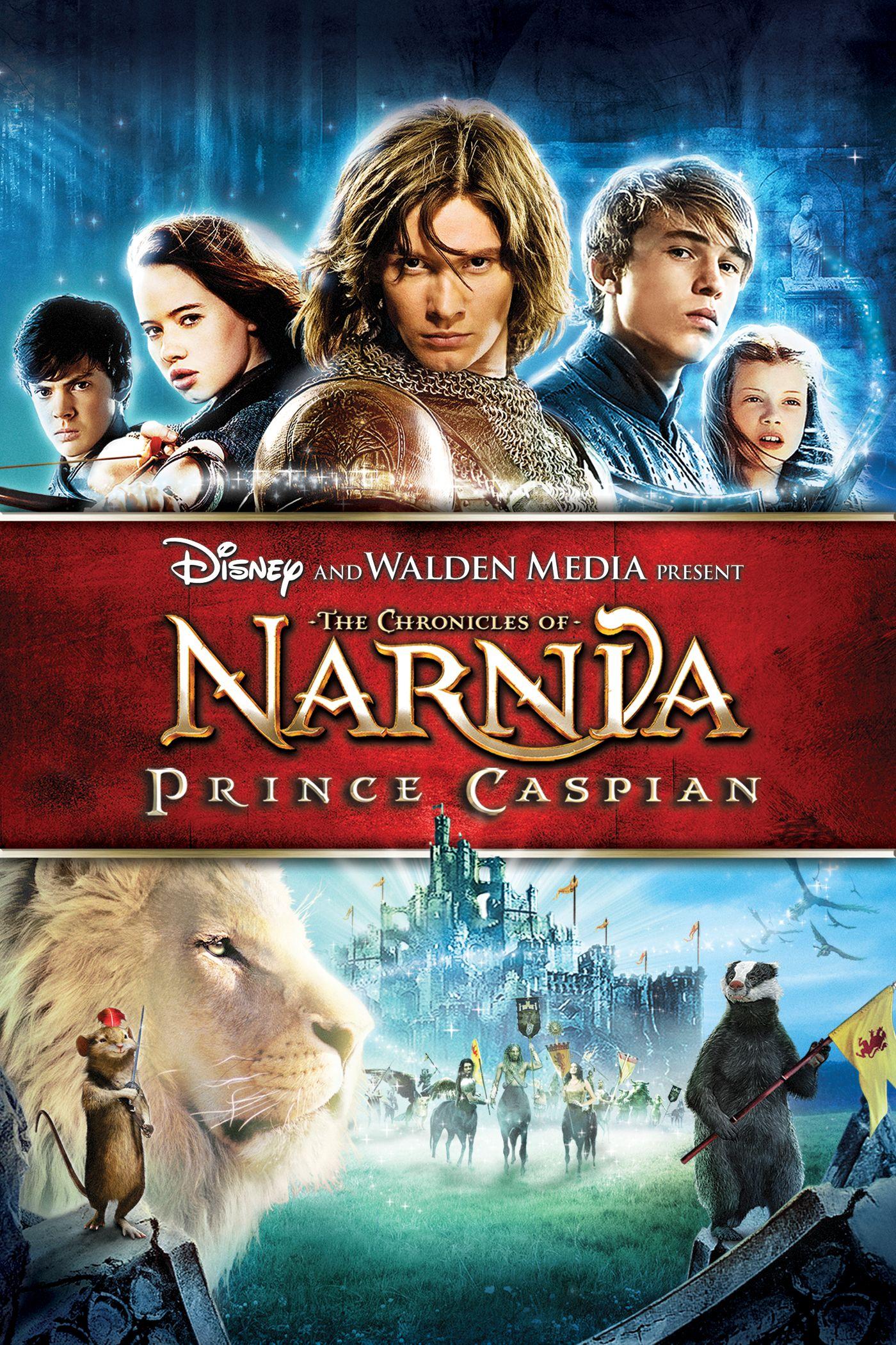 narnia prince caspian full movie free