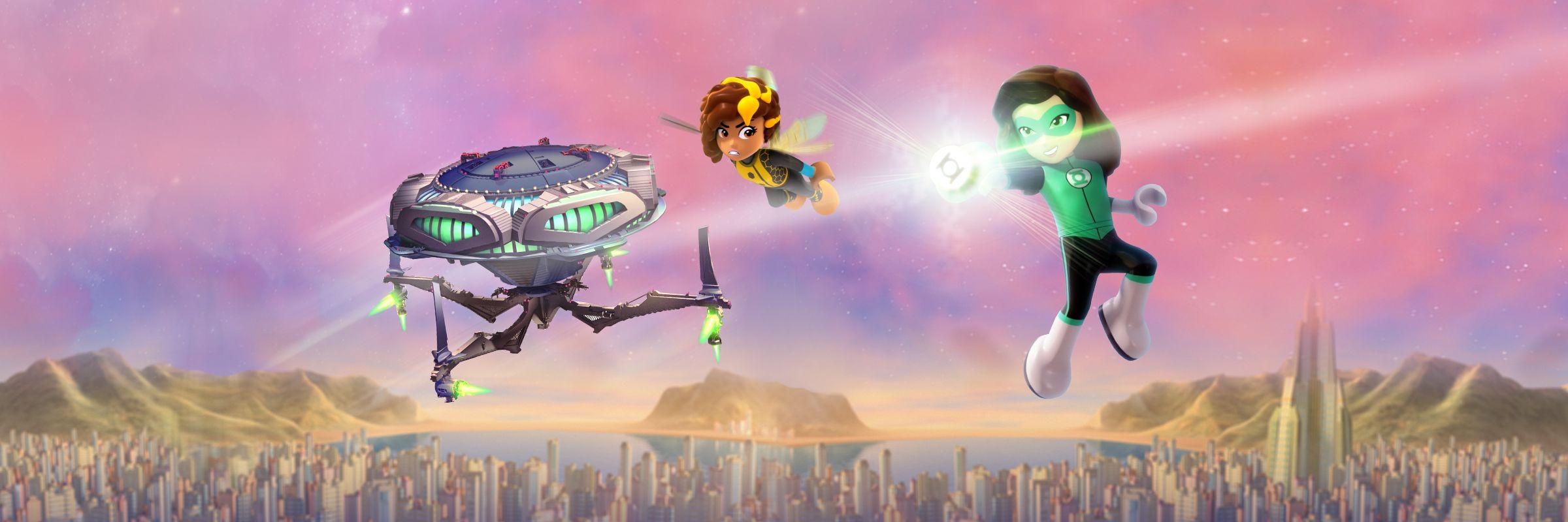 Lego Dc Super Hero Girls Super Villain High Full Movie Movies Anywhere