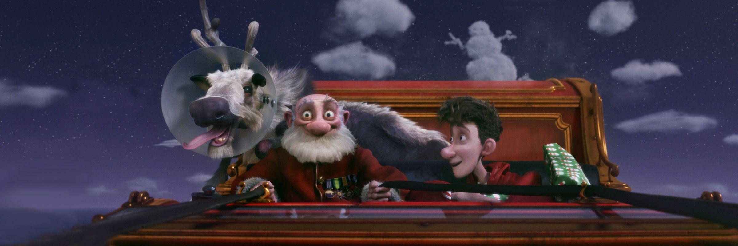 Arthur Christmas Elves.Arthur Christmas Full Movie Movies Anywhere