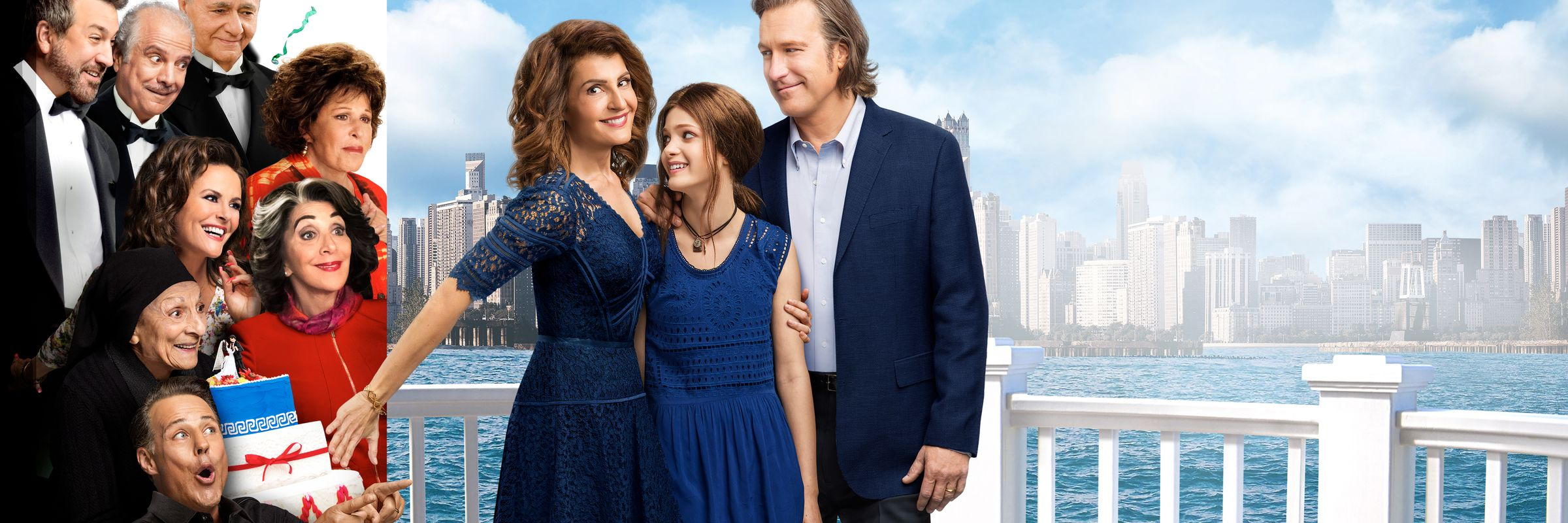 My Big Fat Greek Wedding 2.My Big Fat Greek Wedding 2 Trailer