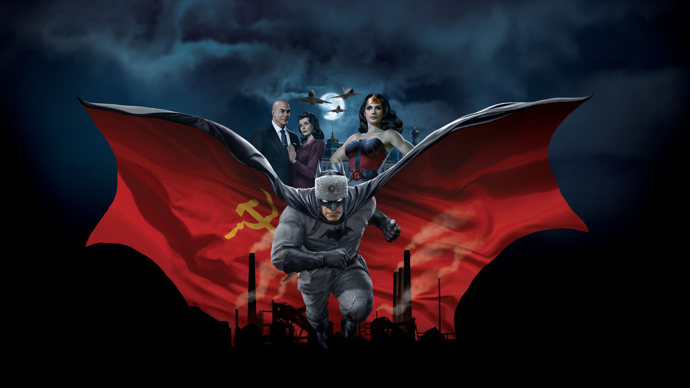 Superman Red Son Full Movie Movies Anywhere