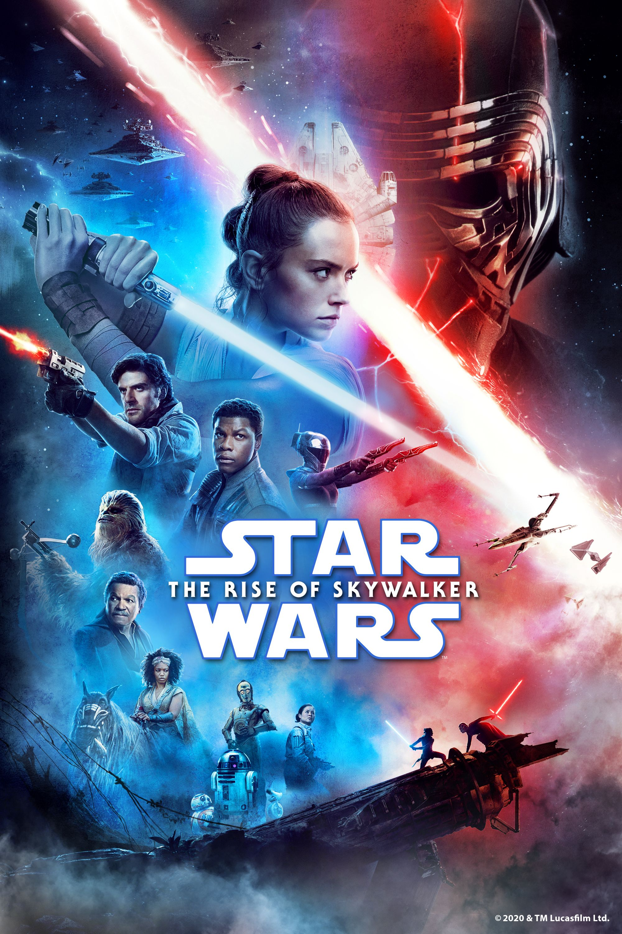 Star Wars The Rise Of Skywalker Full Movie Movies Anywhere