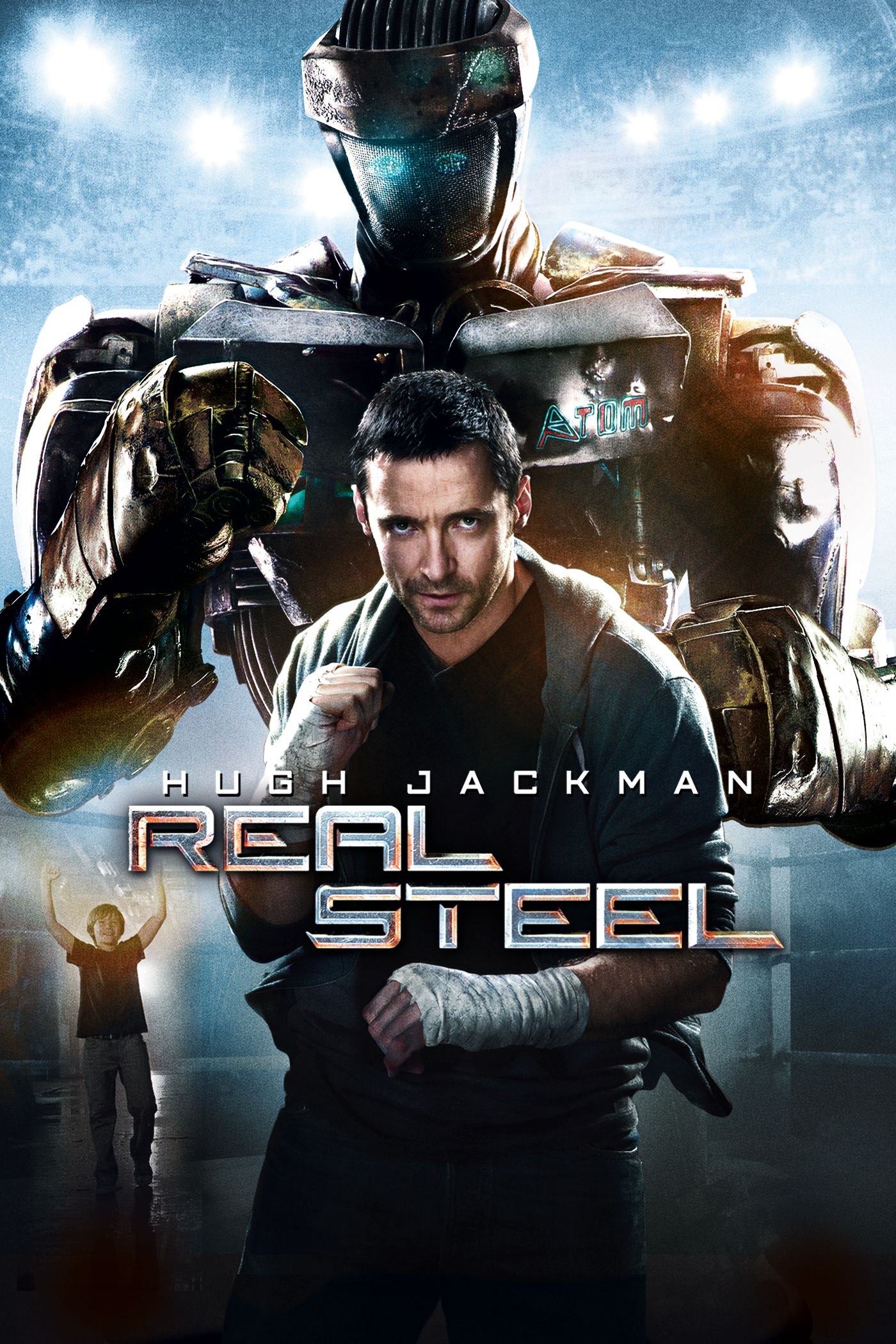 Real Steel | Full Movie | Movies Anywhere
