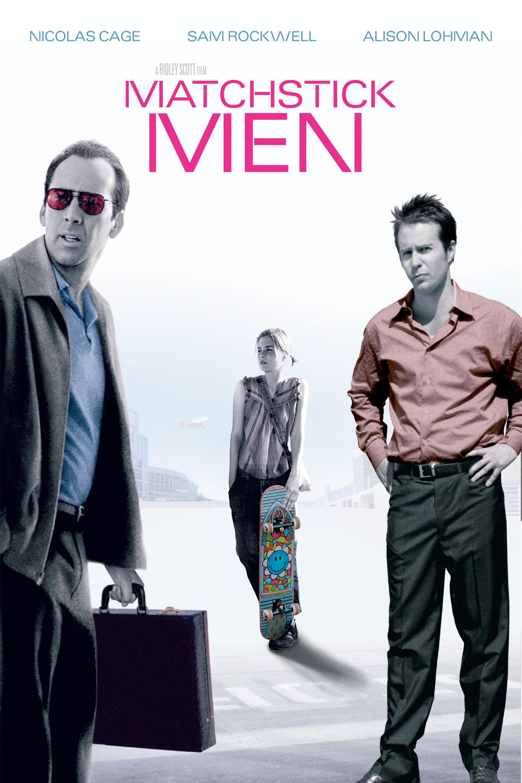 Angela Nicholas Movies matchstick men | full movie | movies anywhere