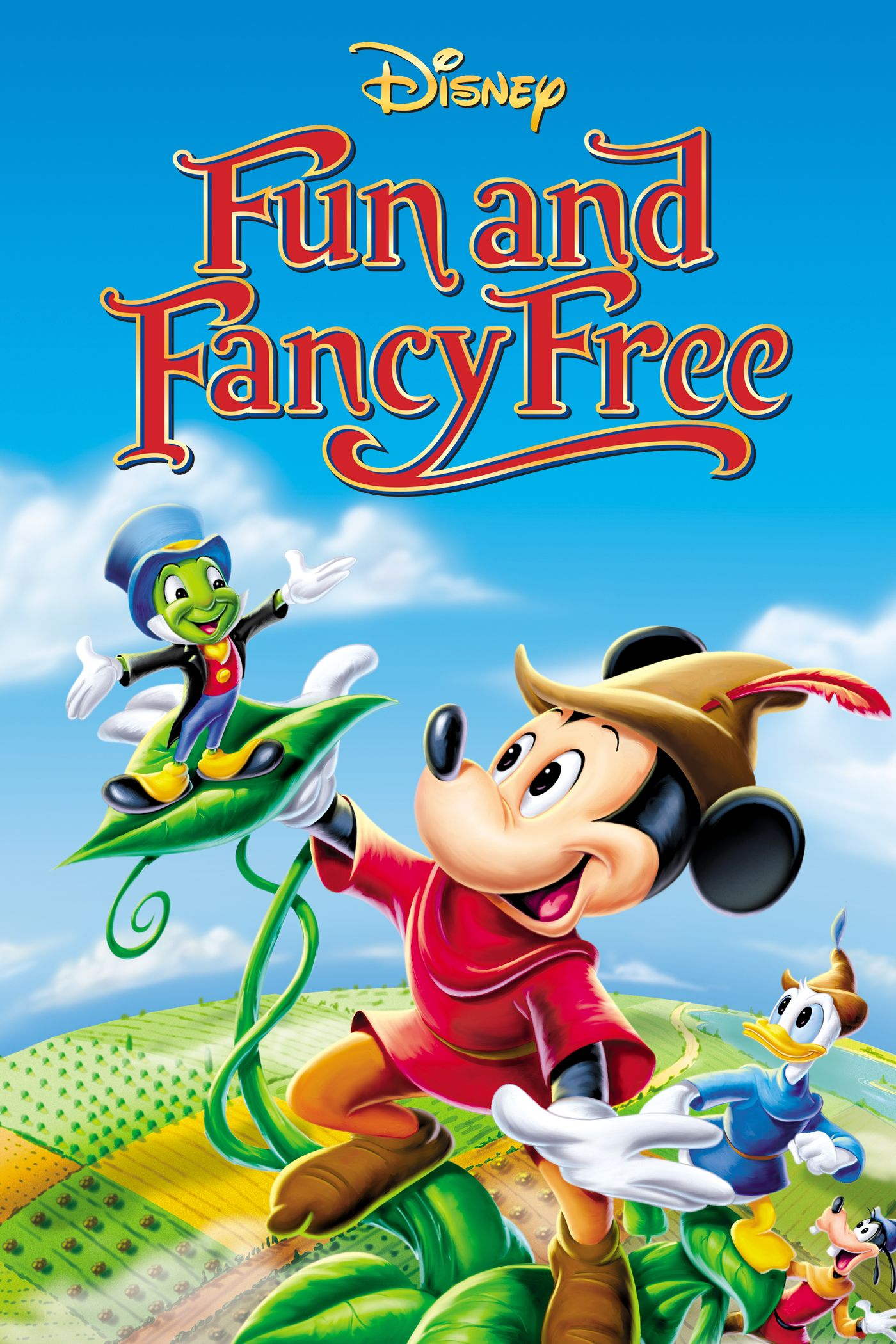 Fun And Fancy Free Full Movie Movies Anywhere