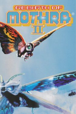 Rebirth Of Mothra II