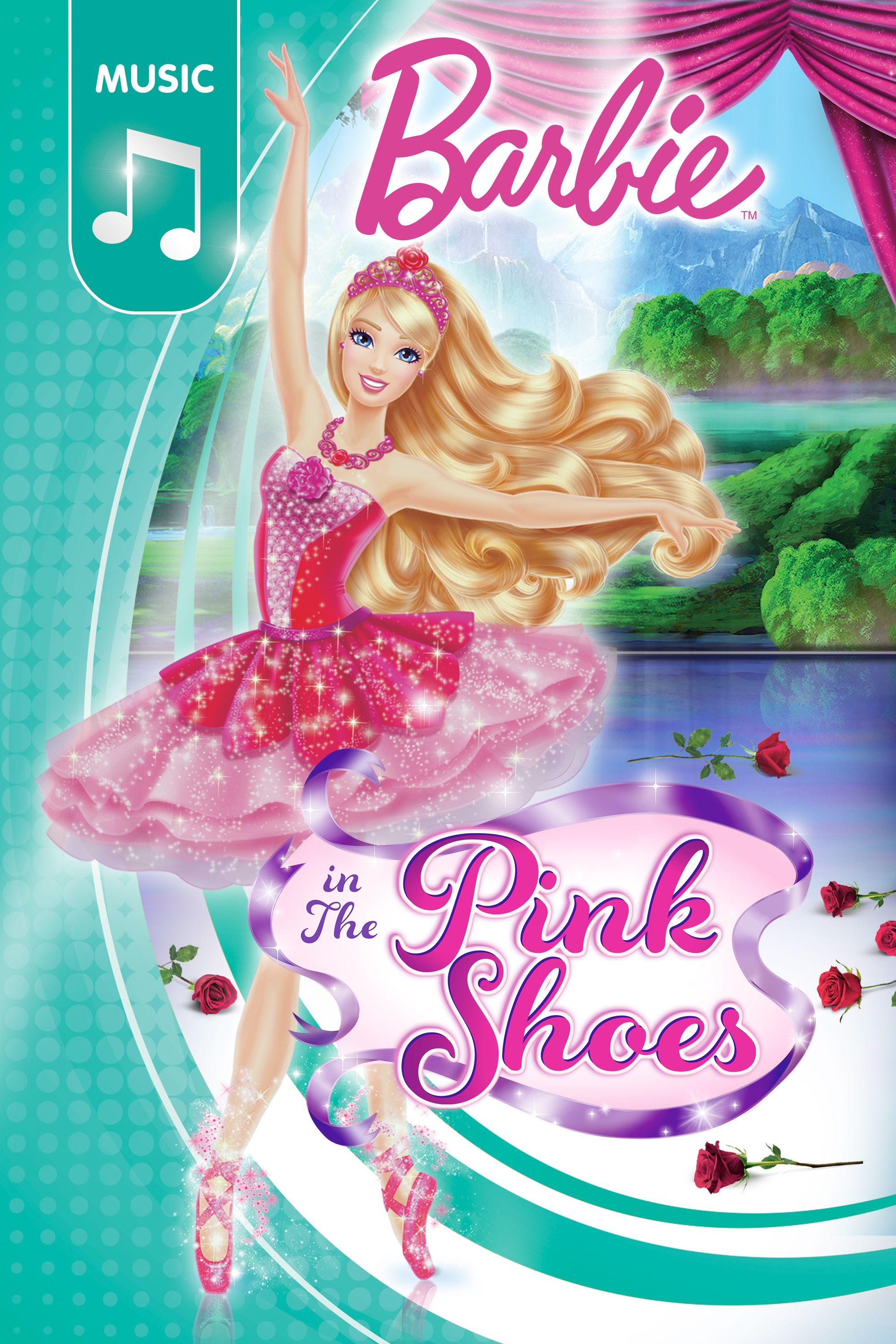 barbie in the pink shoes full movie free