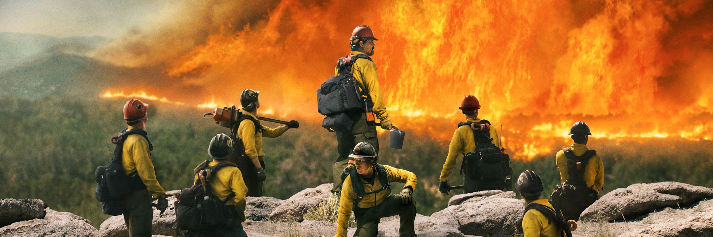 Only The Brave | Full Movie | Movies Anywhere
