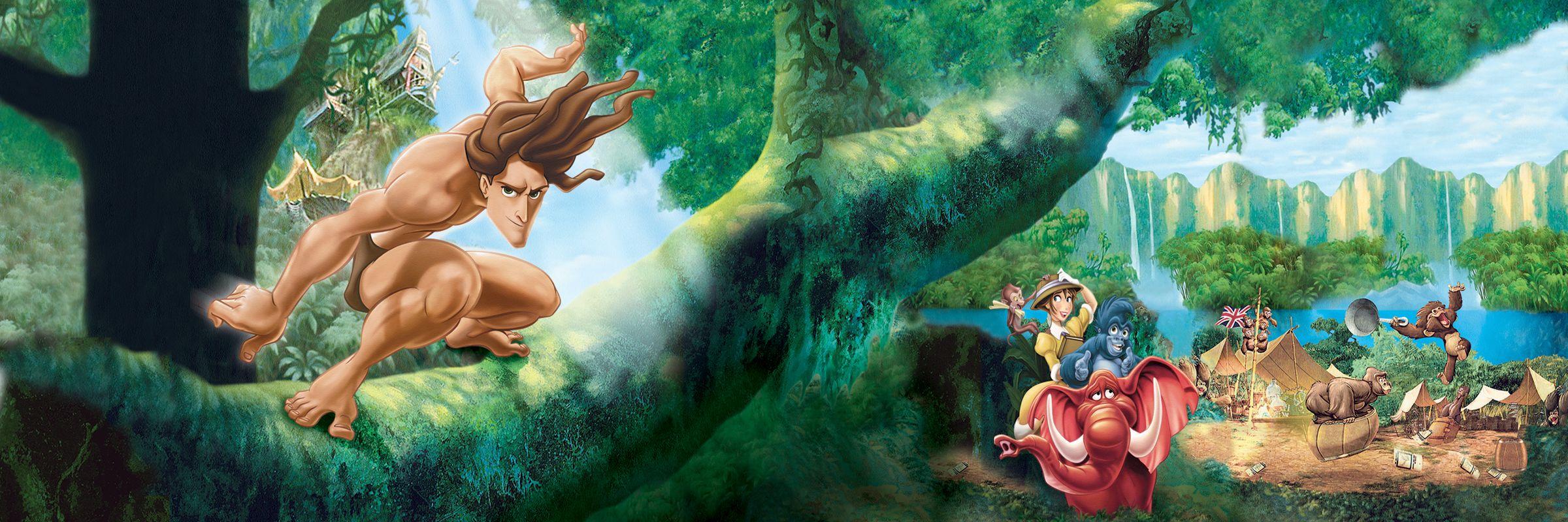 Tarzan | Full Movie | Movies Anywhere