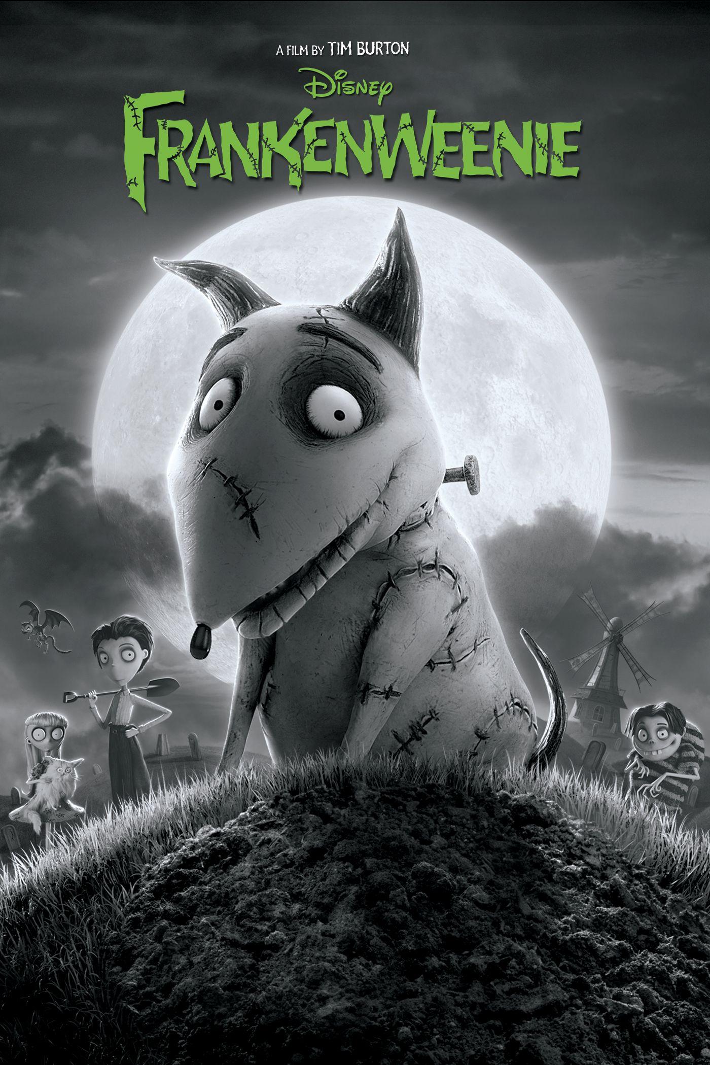 Frankenweenie | Full Movie | Movies Anywhere