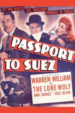 Passport to Suez