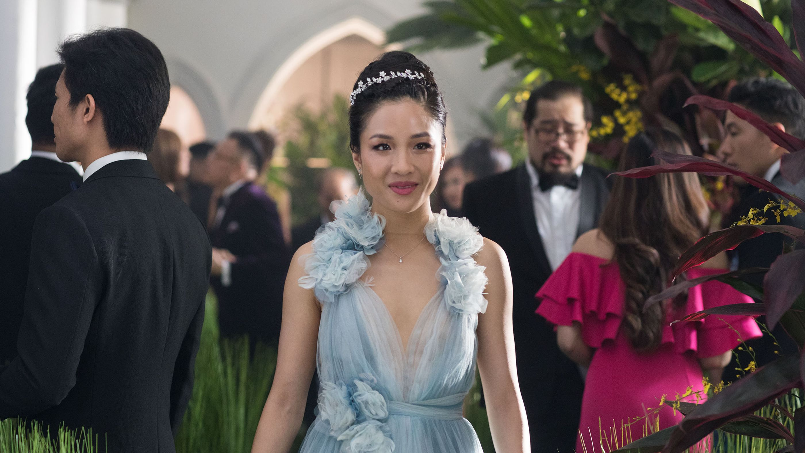 Bernadette Penotti crazy rich asians trailer 2