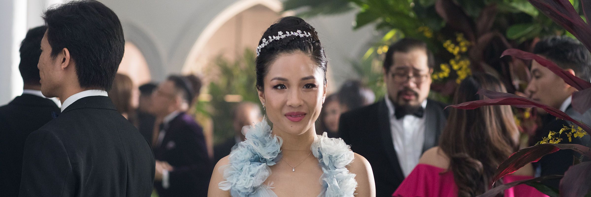 Bernadette Penotti crazy rich asians | full movie | movies anywhere