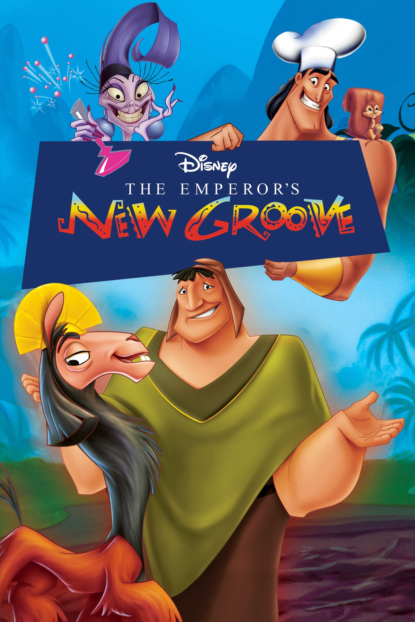 The Emperor's New Groove Disney animated sequels