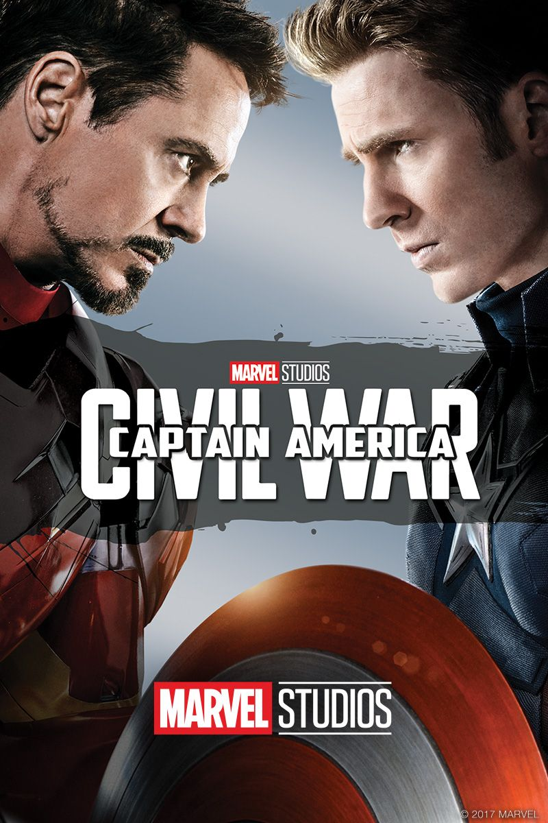 Marvel Studios' Captain America Civil War   Full Movie   Movies ...