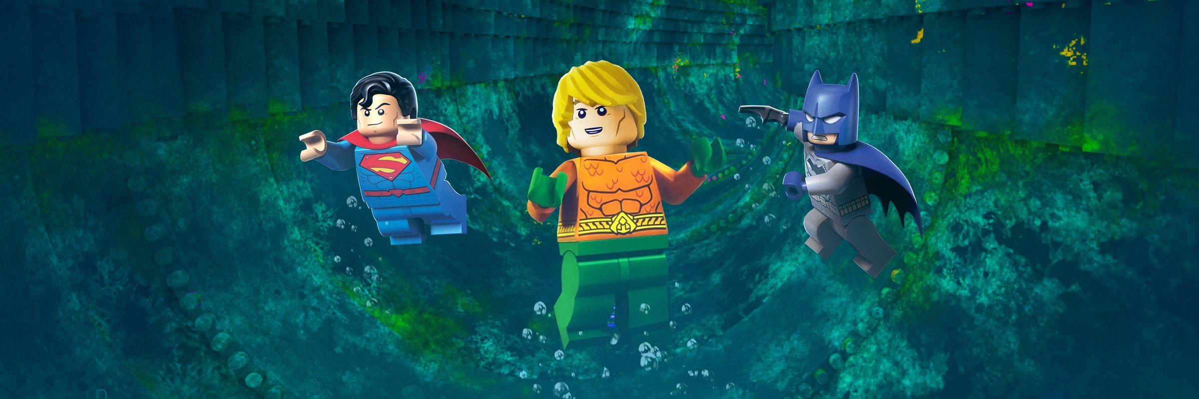Lego Dc Comics Super Heroes Aquaman Rage Of Atlantis Full Movie Movies Anywhere