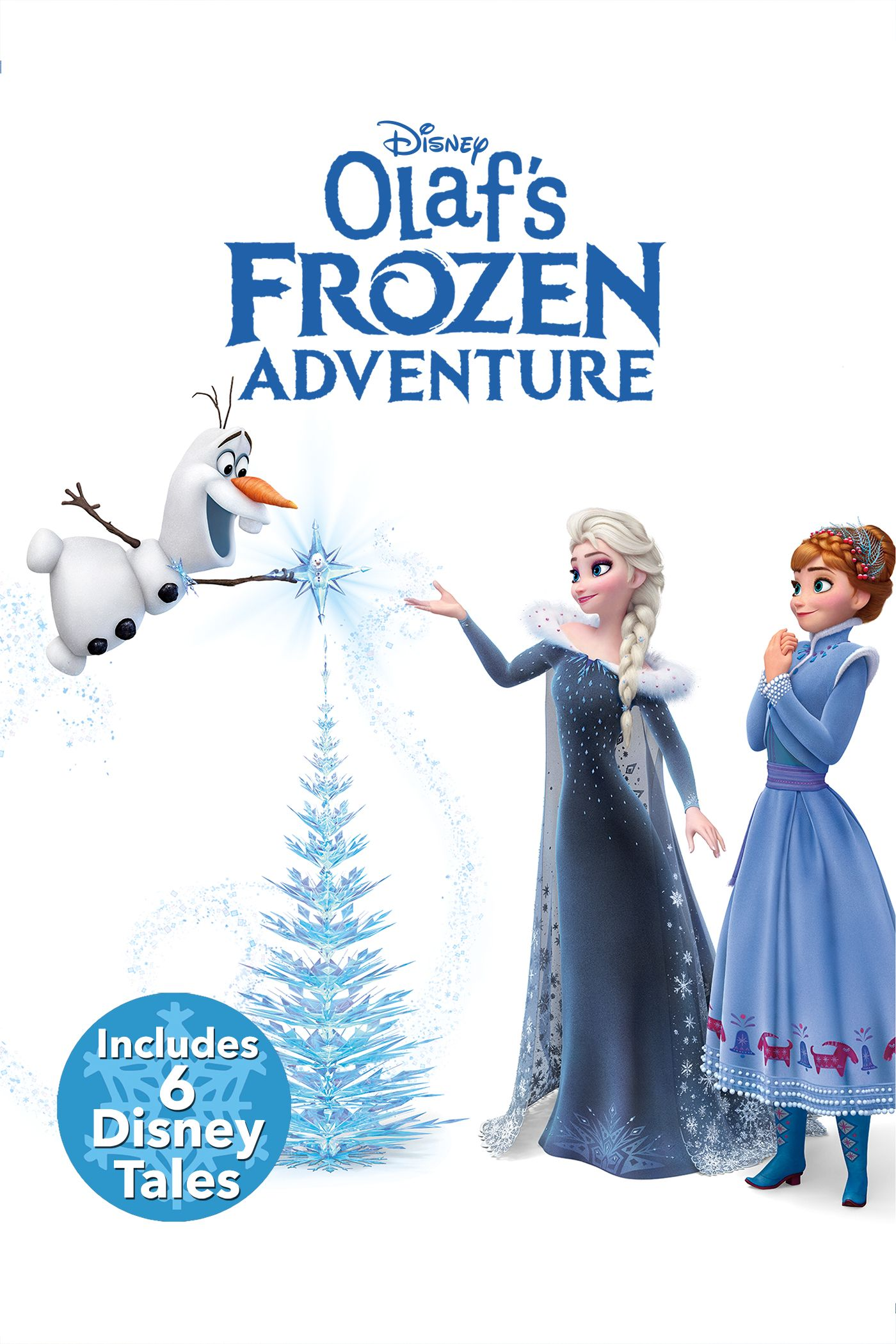 A Princess For Christmas Mtrjm.Olaf S Frozen Adventure Plus 6 Disney Tales Full Movie