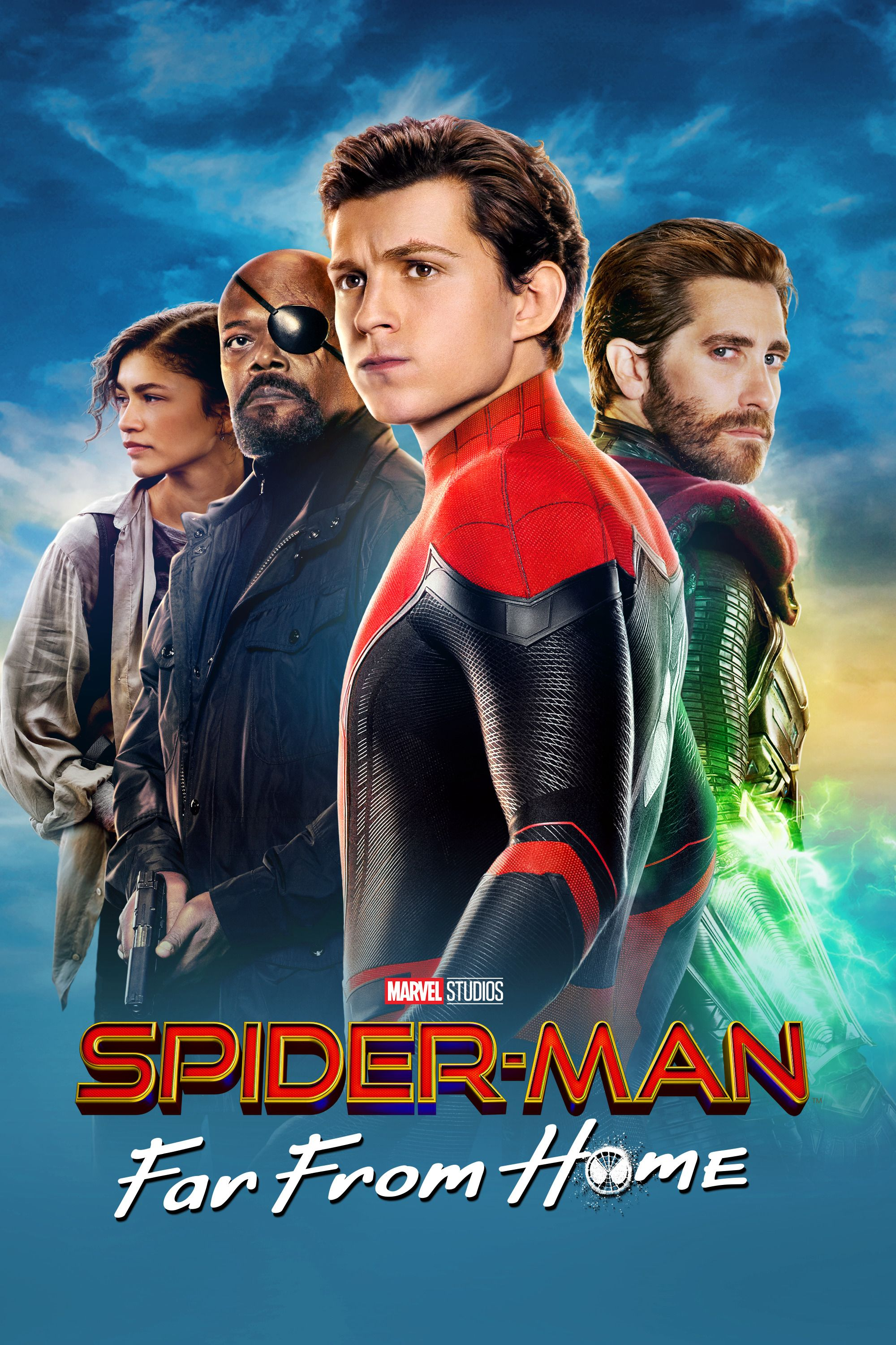 Spider Man Far From Home Full Movie Movies Anywhere
