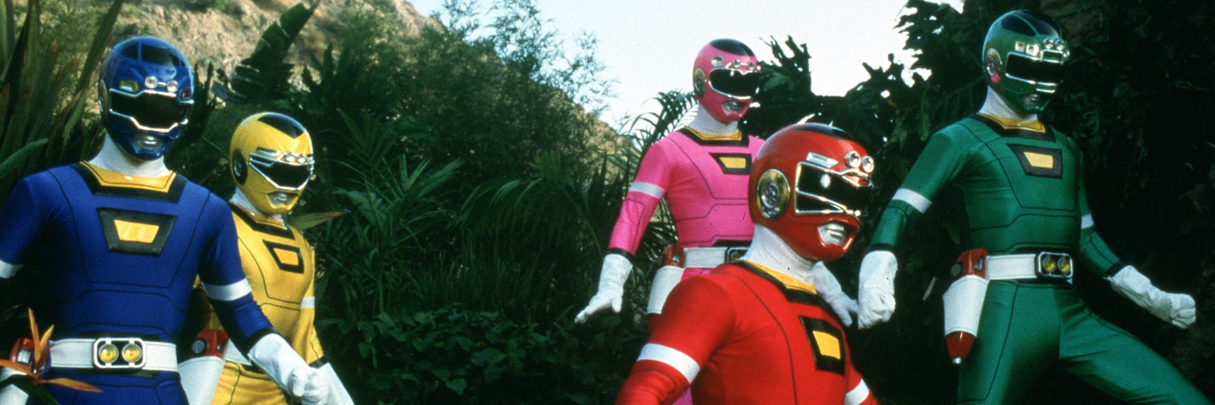 Power Rangers Turbo Film