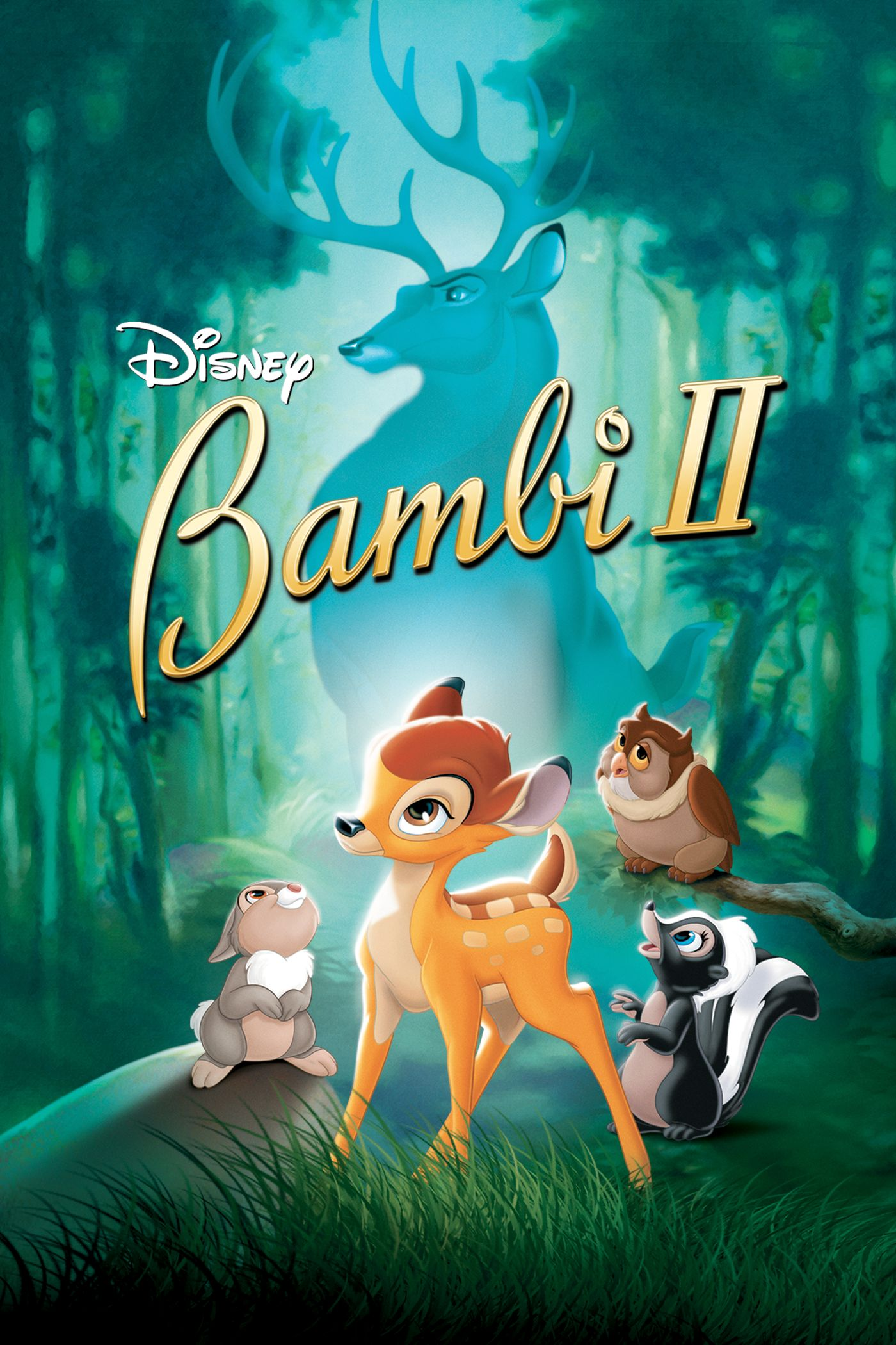 Bambi II | Full Movie | Movies Anywhere