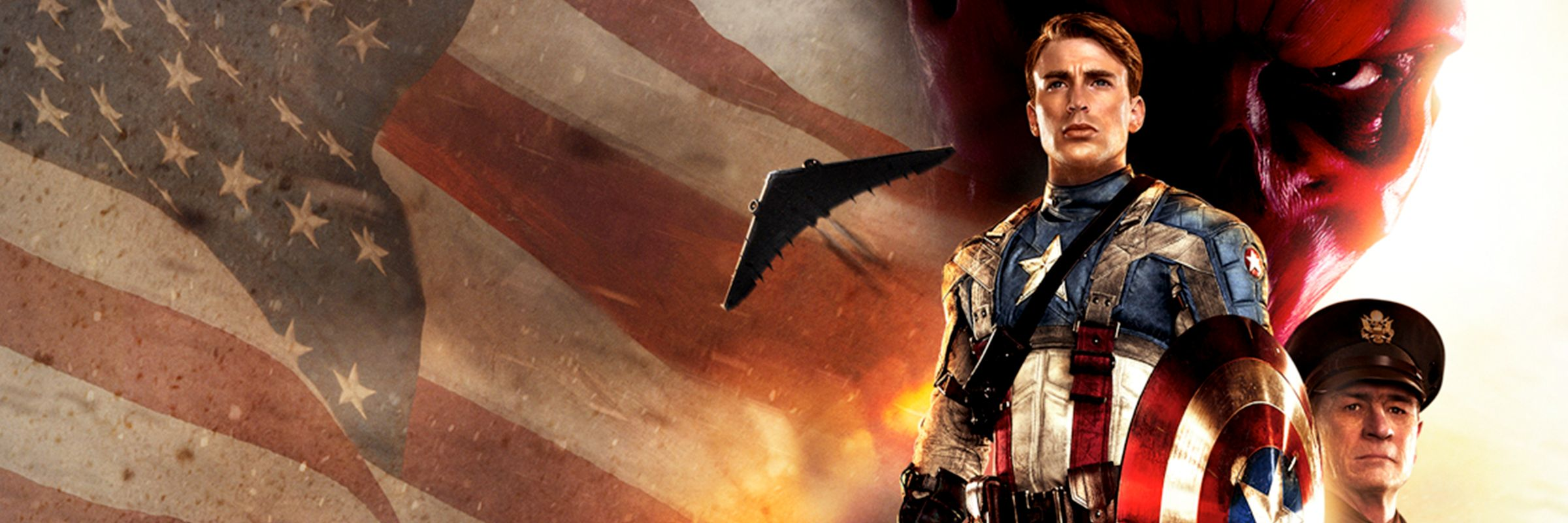 Marvel Studios' Captain America: The First Avenger | Full