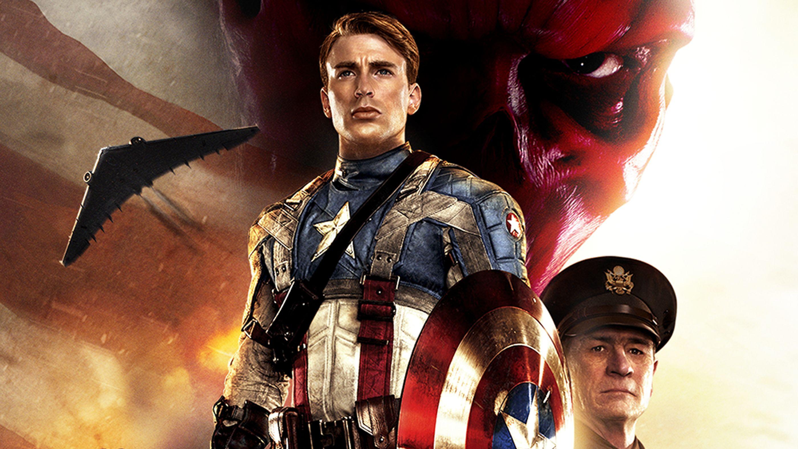 Marvel Studios' Captain America The First Avenger Trailer