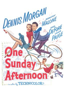 One Sunday Afternoon (1948)