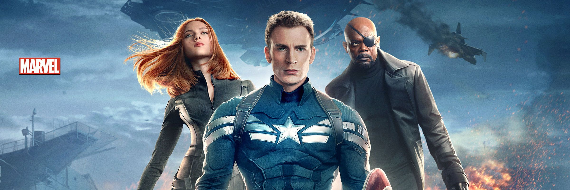 Marvel Studios' Captain America: The Winter Soldier   Full Movie