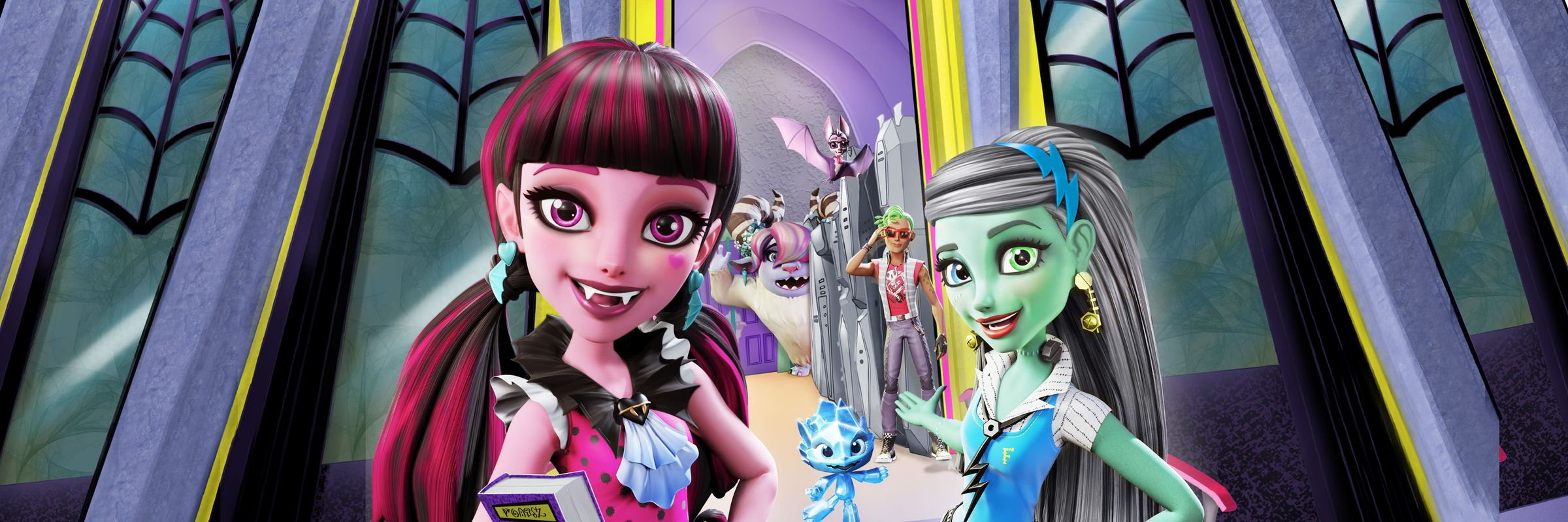 Monster high games unblocked