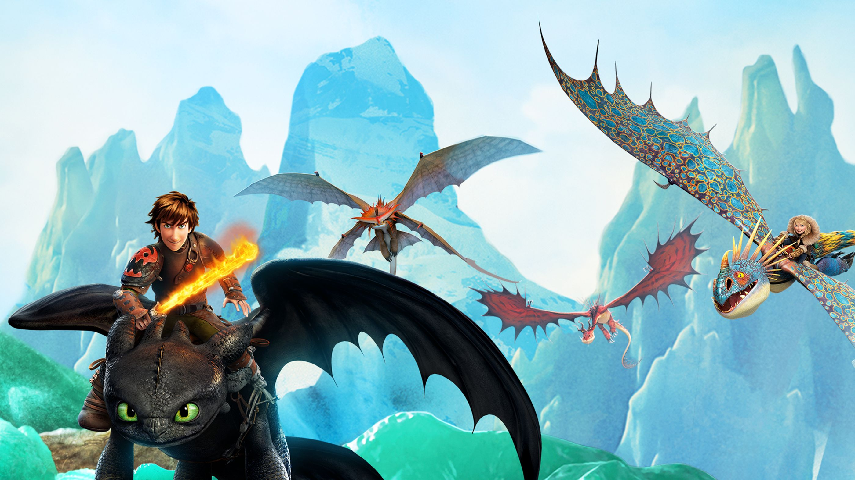 How To Train Your Dragon 2 Full Movie Movies Anywhere