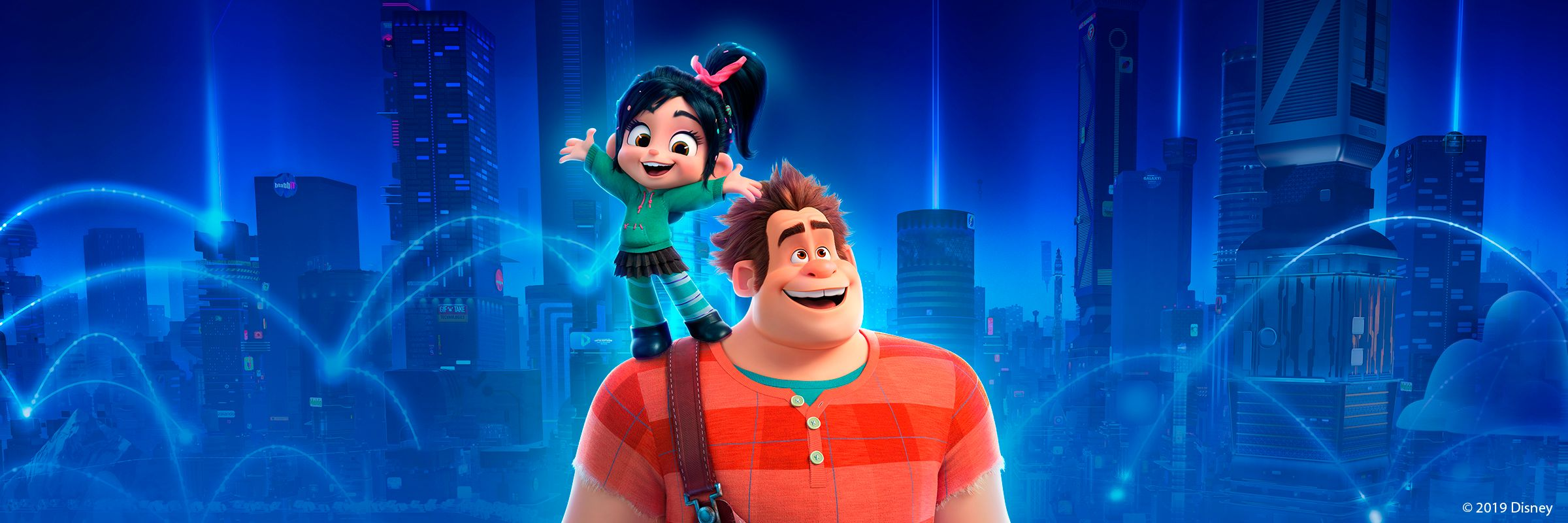 Ralph Breaks the Internet | Full Movie | Movies Anywhere