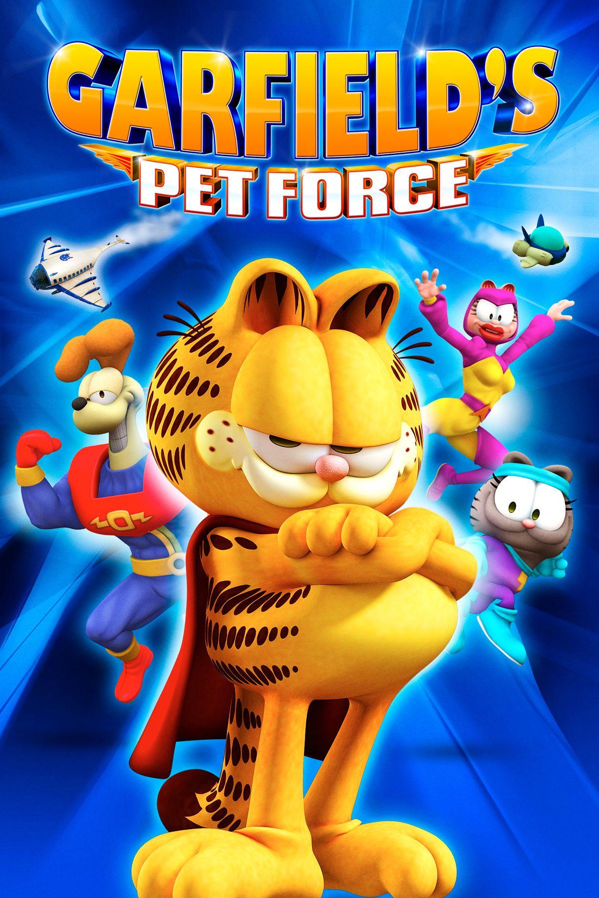 Garfield S Pet Force Full Movie Movies Anywhere